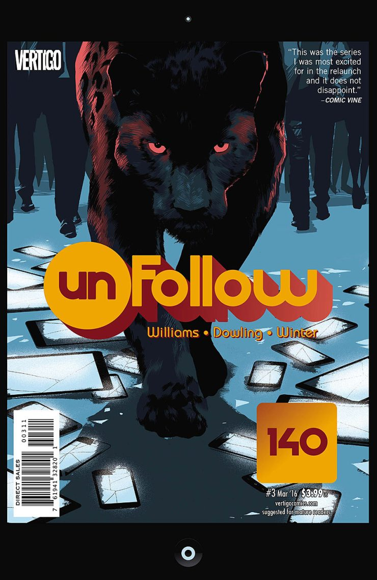Unfollow #3 Review