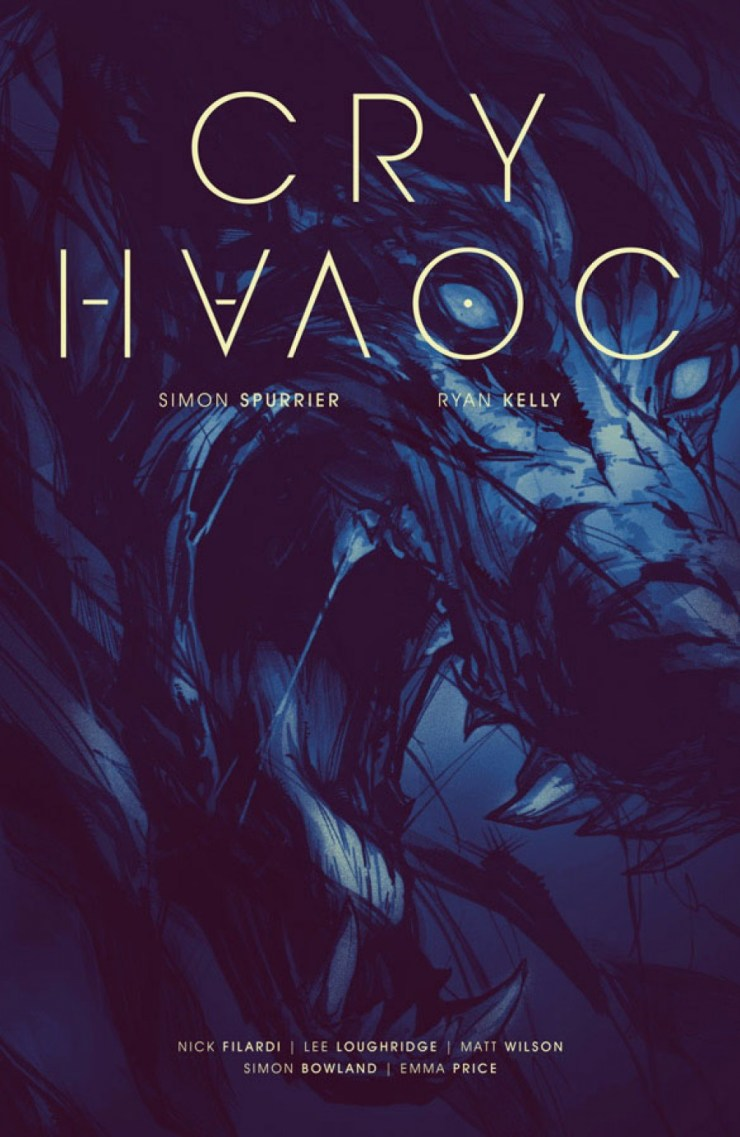 Cry Havoc #1 Review