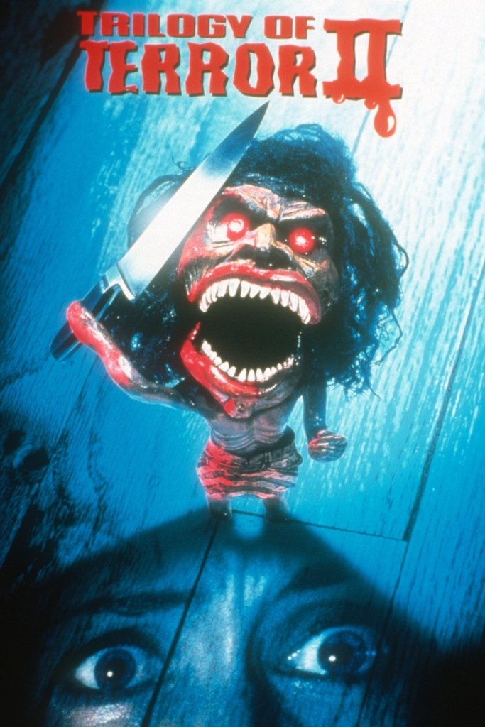 Trilogy of Terror II (USA) TV Movie, 1996 Directed by Dan Curtis Shown: Key Art