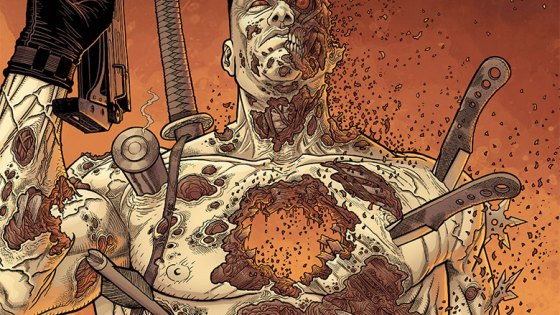 <p>BLOODSHOT REBORN ANNUAL 2016 #1 </p> <p>Written by JEFF LEMIRE with RAY FAWKES, MICHEL FIFFE & BENJAMIN MARRA, and PAUL MAYBURY Art by KANO with JOE BENNETT, JAY FABARES, RAY FAWKES, BENJAMIN MARRA, and PAUL MAYBURY Cover A by KANO (JAN161750) Cover B by RYAN BODENHEIM (JAN161751) Variant Cover by ROBERT WILSON IV (JAN161752 Variant Cover by KERON GRANT (JAN161753) $5.99 | 64 pgs. | T+| On sale MARCH 23rd (FOC 2/29/16)</p>