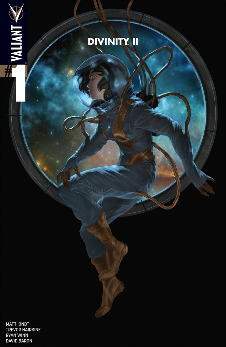 Valiant Preview: Divinity II #1