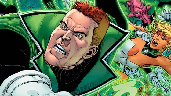 You need a really big threat for the Green Lantern Corps or there's really no reason to publish the darn thing. Last month DC proved the threat was quite large in part because the Corps are in some kind of dead universe! They want to get home, but decide to help the only planet they've come across. The stakes are dire, but is it good?