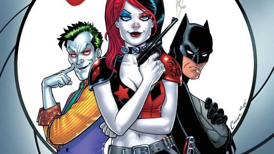 Harley Quinn wants to break her new boyfriend Mason Macabre out of Arkham Asylum -- but will she be able to do it when his life is in a certain somebody's hands?  Hint:  It's the Joker.