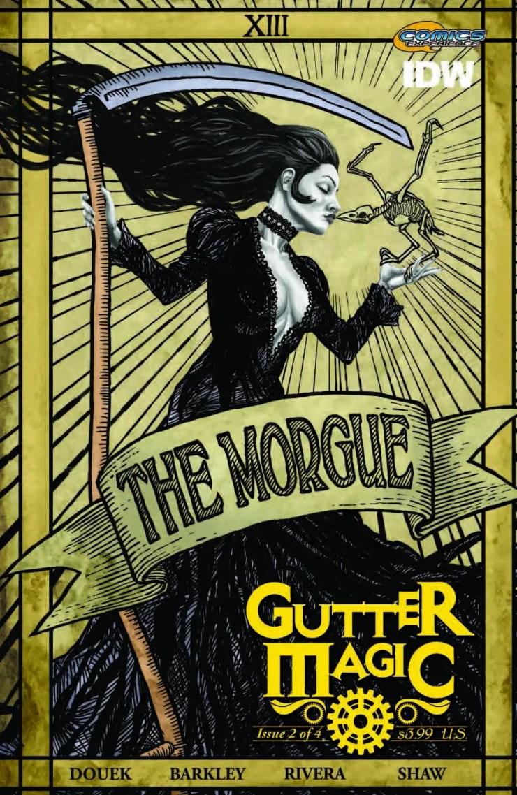 Gutter Magic #2 Review