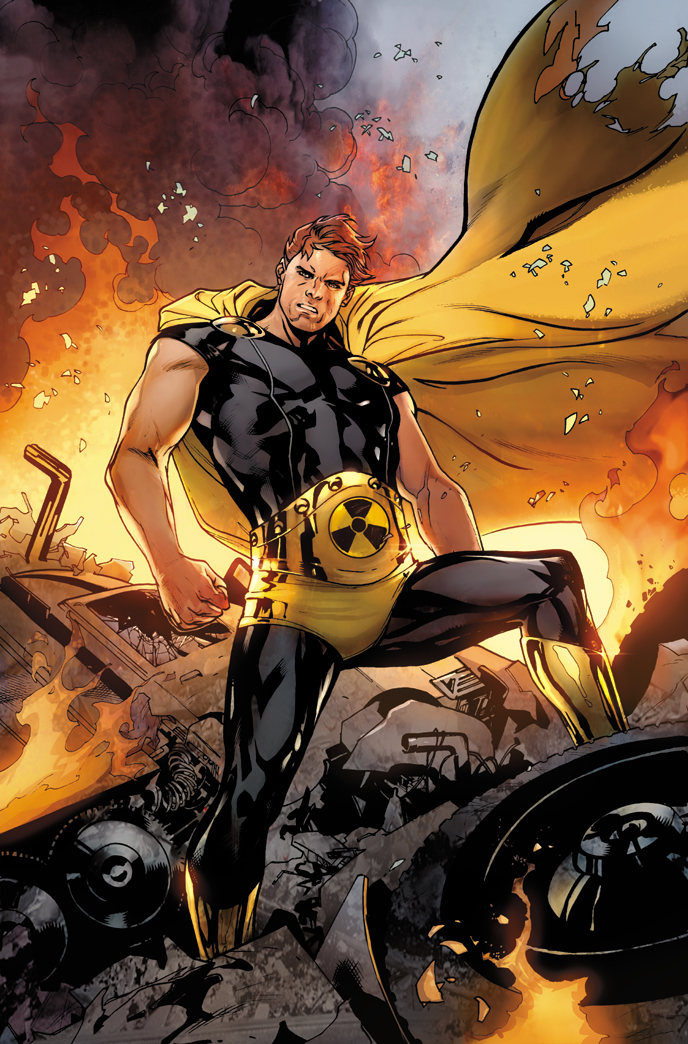 Marvel Preview: Hyperion #1