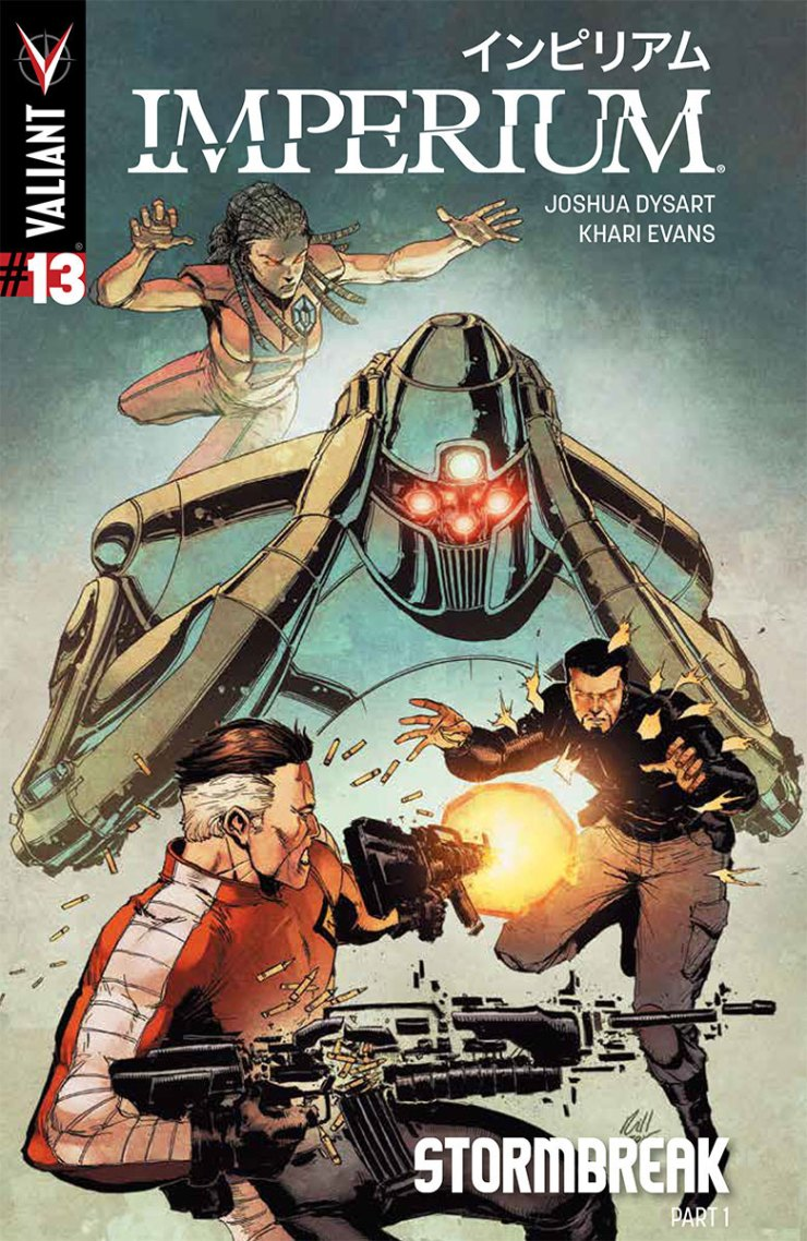 Valiant Preview: Imperium #13