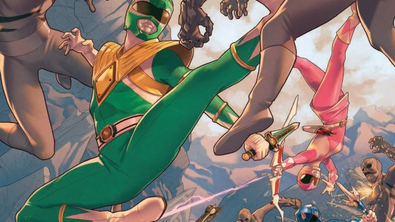 Many folks between the ages of 28 and 35 grew up wishing they were a Power Ranger. It was a huge hit at the time of our childhoods and it was one of the first live action superhero shows that worked. That's why it's a perfect time for BOOM! Studios to be publishing a comic in this universe. Is it good?