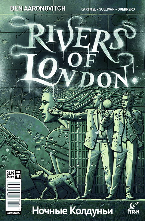 Titan Preview: Rivers of London: Night Witch #1