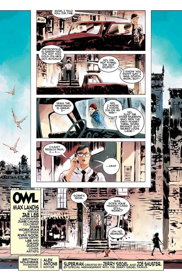 Superman: American Alien #4 Review
