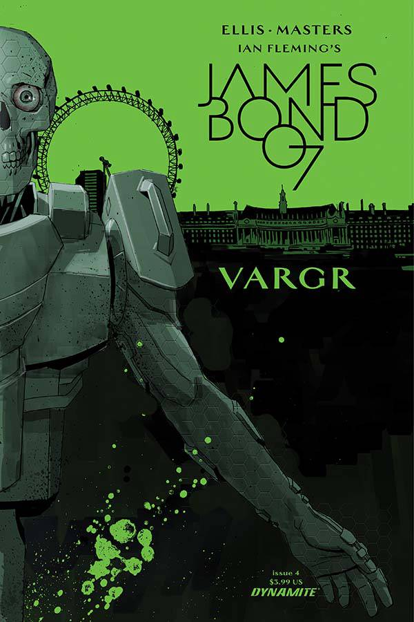 James Bond #4 Review
