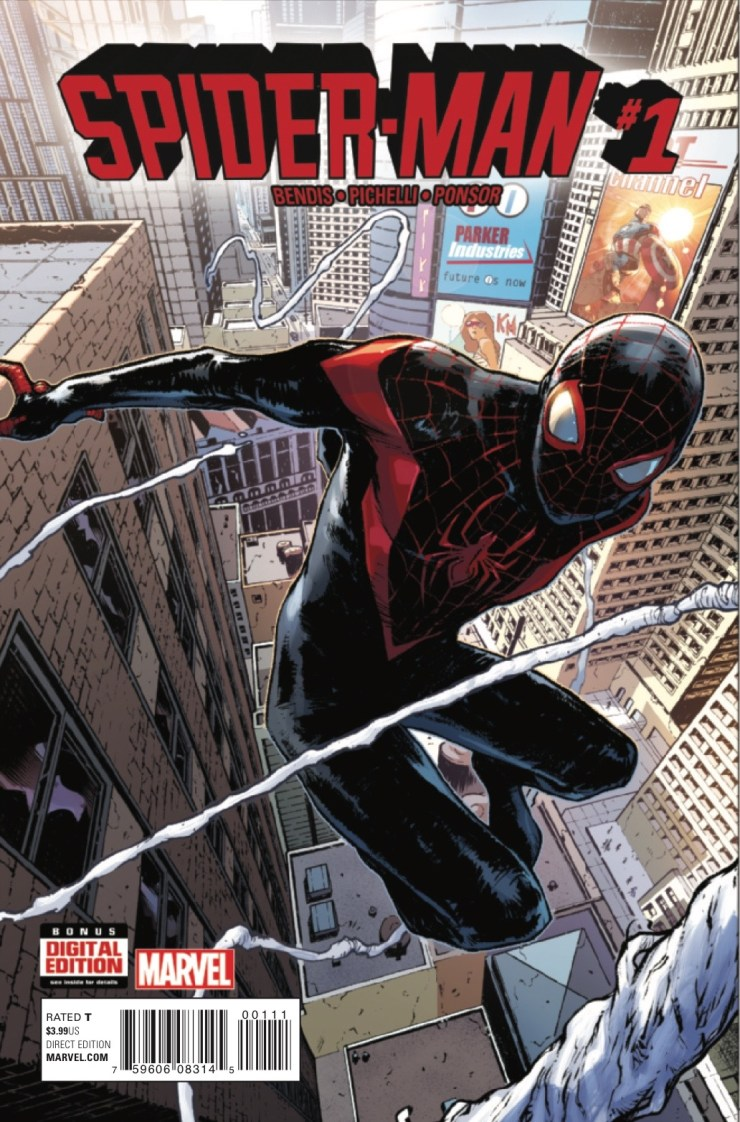 Spider-Man #1 (2016) Review