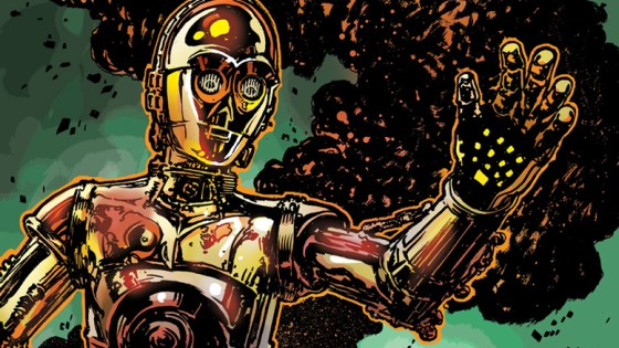 Marvel Preview: Star Wars Special: C-3PO #1