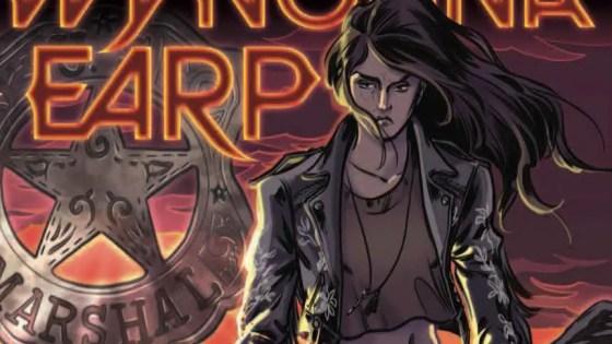 IDW Preview: Wynnona Earp #1