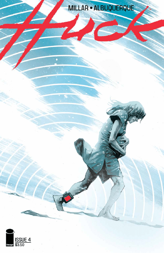 Huck #4 Review