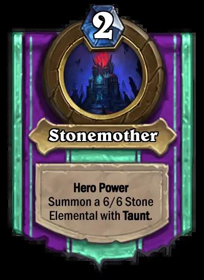 stonemother