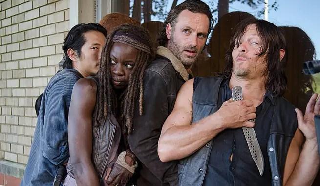 """The Walking Dead: Season 6, Episode 11 """"Knots Untie"""" Review"""
