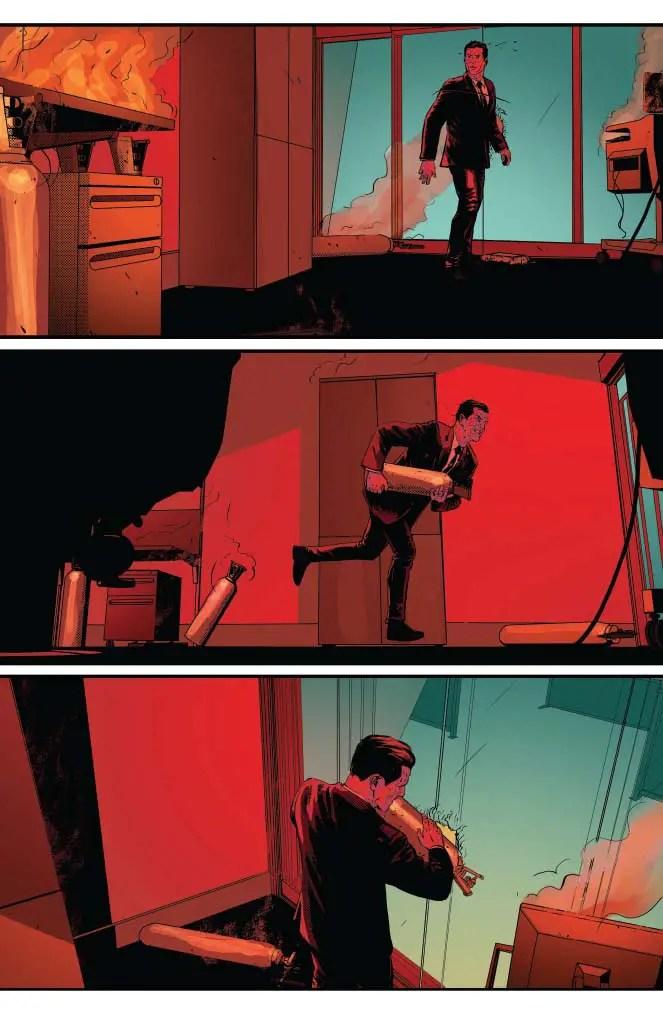 James Bond #5 Review