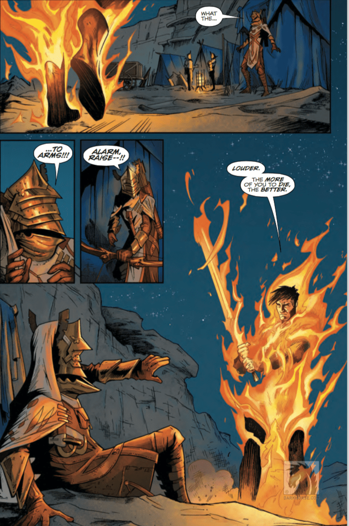 Dragon Age: Magekiller #4 Review