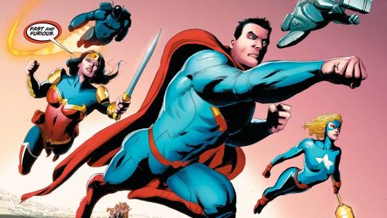 [Exclusive] DC Preview: Superman/Wonder Woman #27