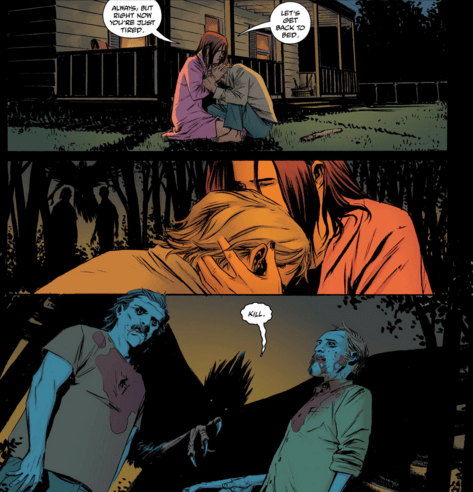The Dark & Bloody #2 Review