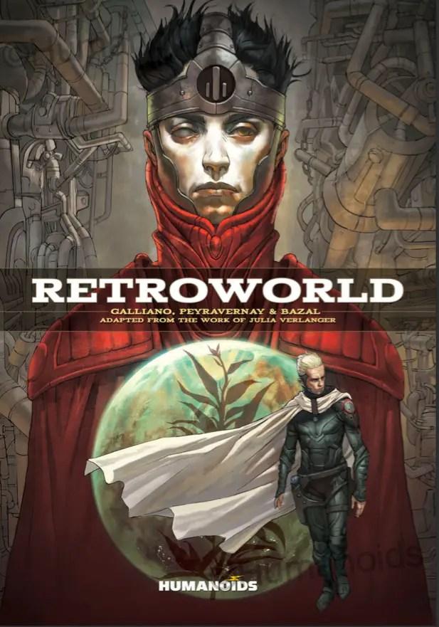 Retroworld Vol. 1 Review