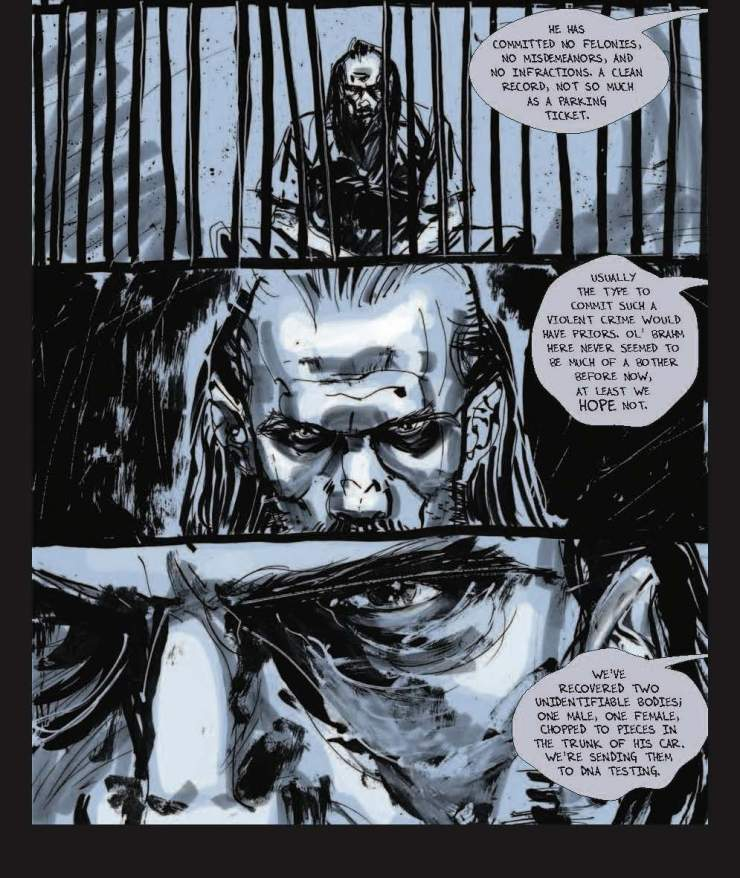 Noir, Comics and Art as an Everyday Experience: A Chat with Vincent Nappi
