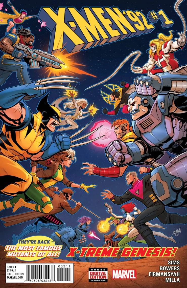 Marvel Preview: X-Men '92 #1