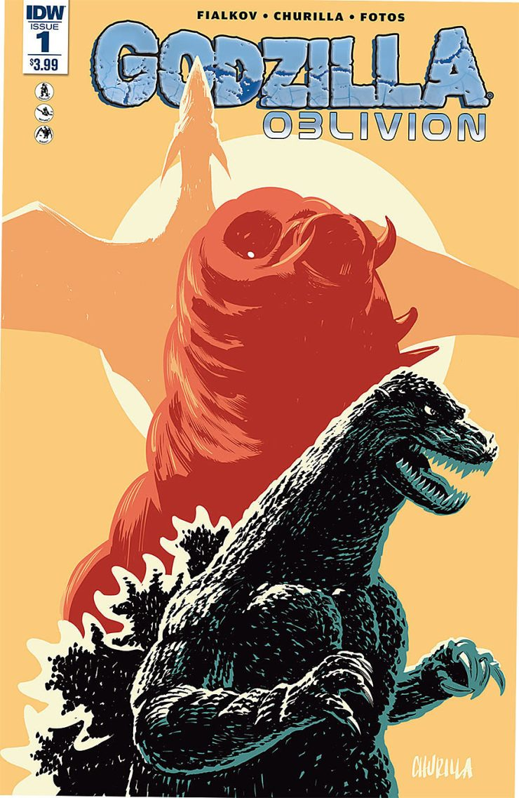Godzilla: Oblivion #1 Review