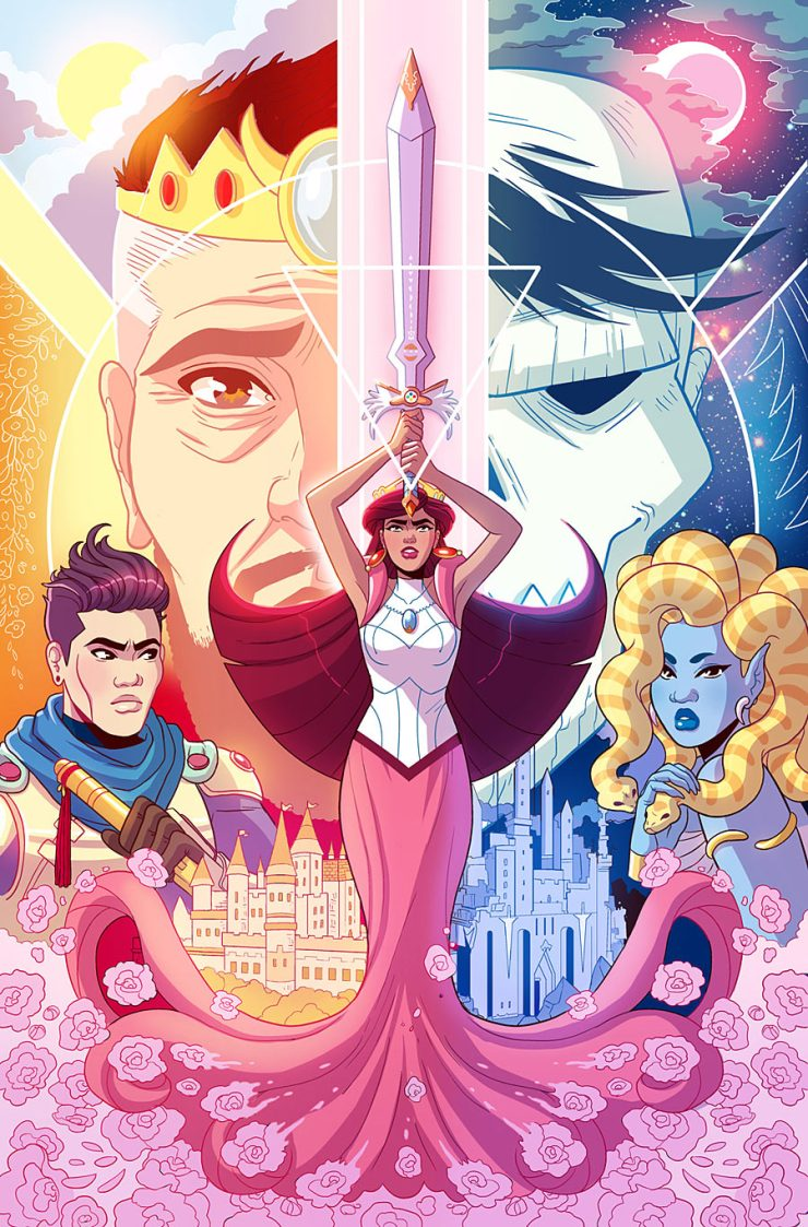 Another Castle #1 Review