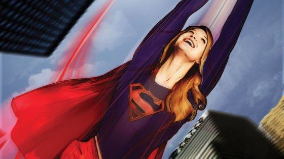 [Press Release] The Adventures of Supergirl goes to print and will ship twice-monthly for $2.99!