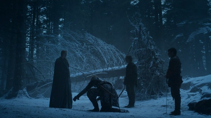 """Game of Thrones: Season 6, Episode 1 """"The Red Woman"""" Follow-Up for Non Readers"""