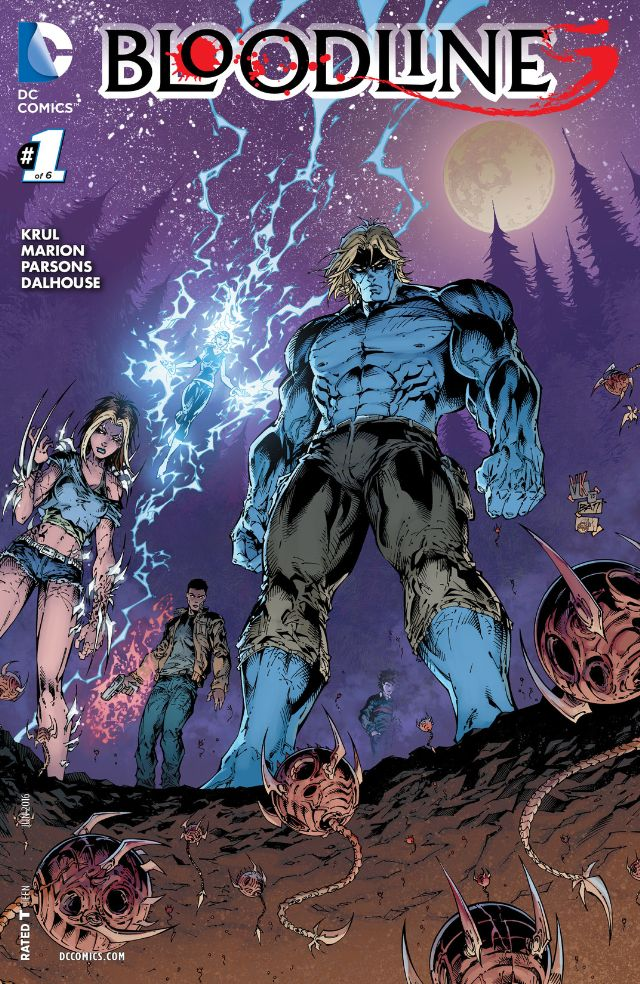 Bloodlines #1 Review