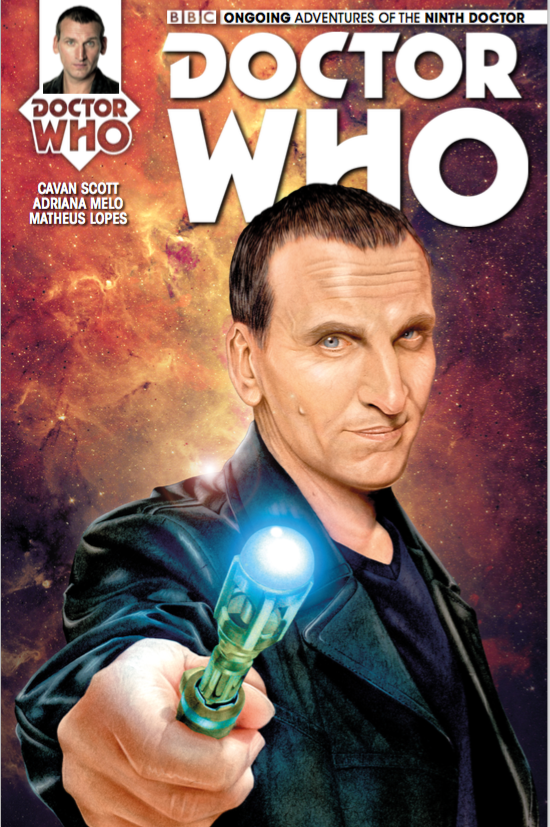 Doctor Who: The Ninth Doctor #1 Review