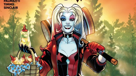 DC Preview: Harley Quinn #27 Variants