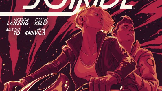 Joyride #1 Review