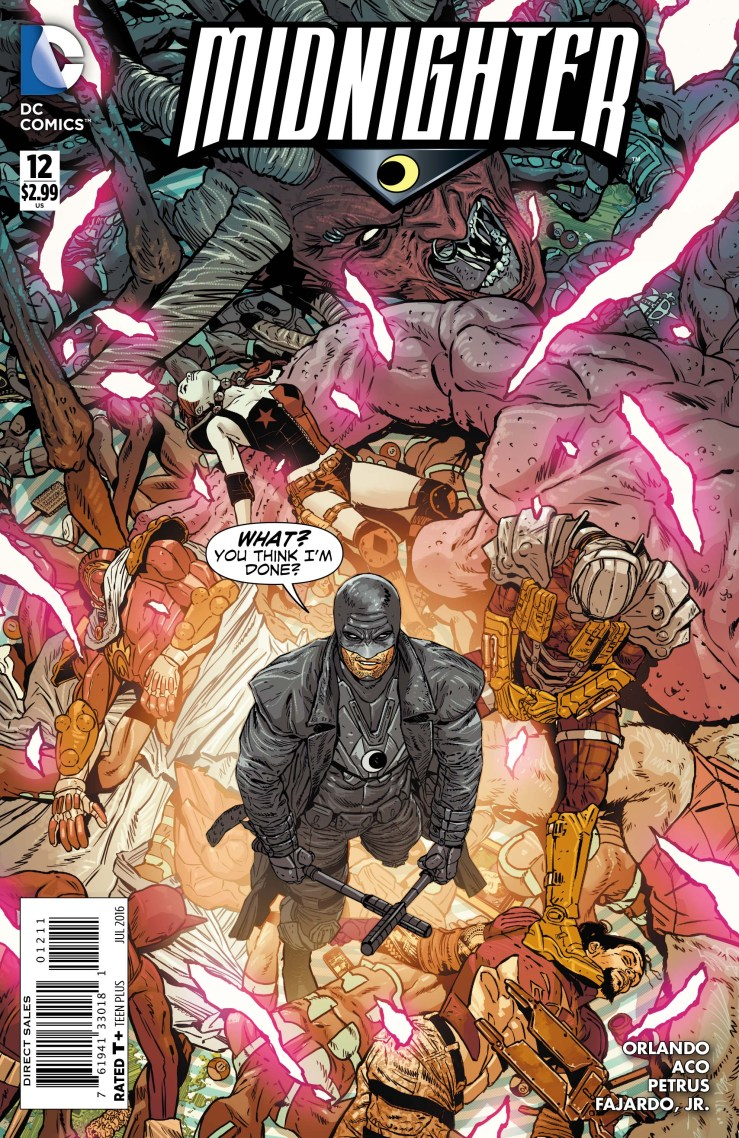 Midnighter #12 Review