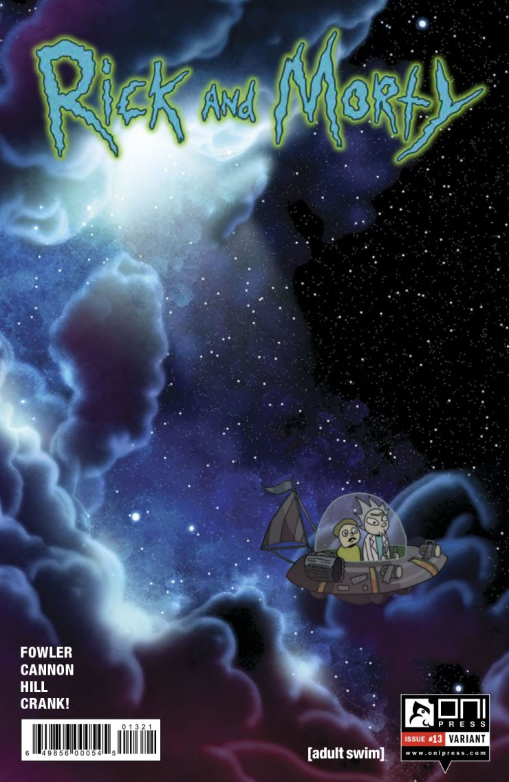 Rick and Morty #13 Review