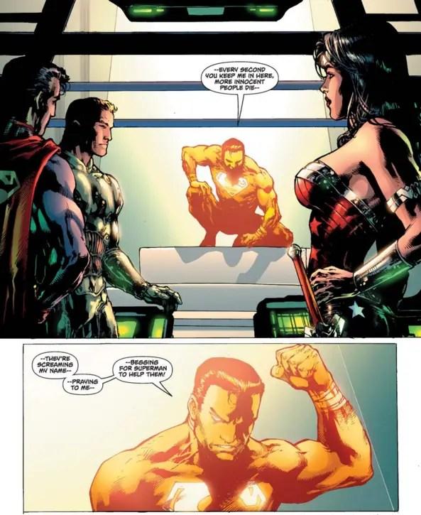 Superman/Wonder Woman #28 Review