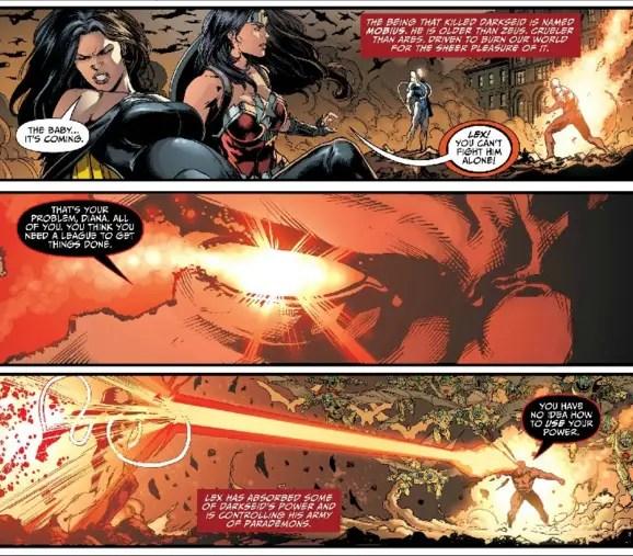 Justice League #49 Review