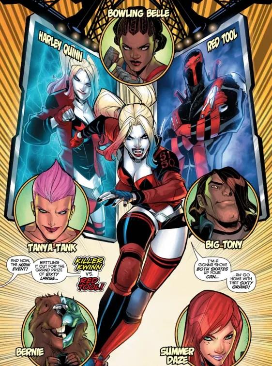 Harley Quinn #27 Review