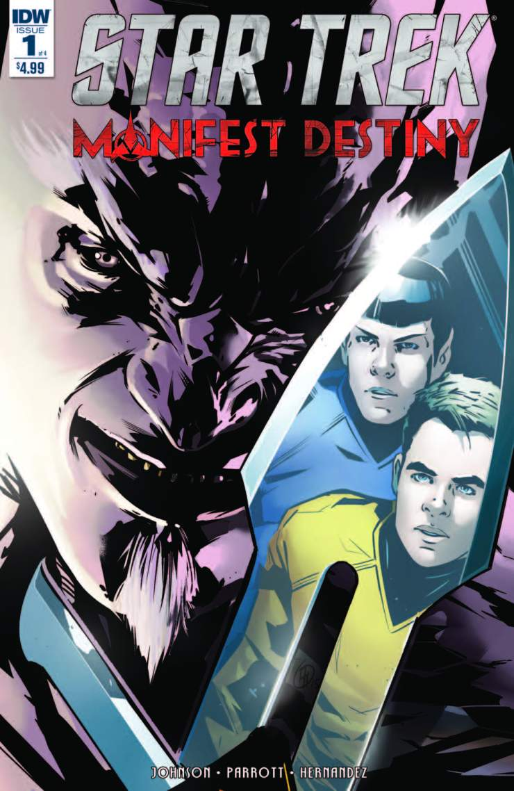 Star Trek: Manifest Destiny #1 Review