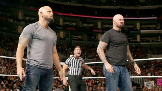 WWE Debuts: Meet Karl Anderson and Luke Gallows (again)