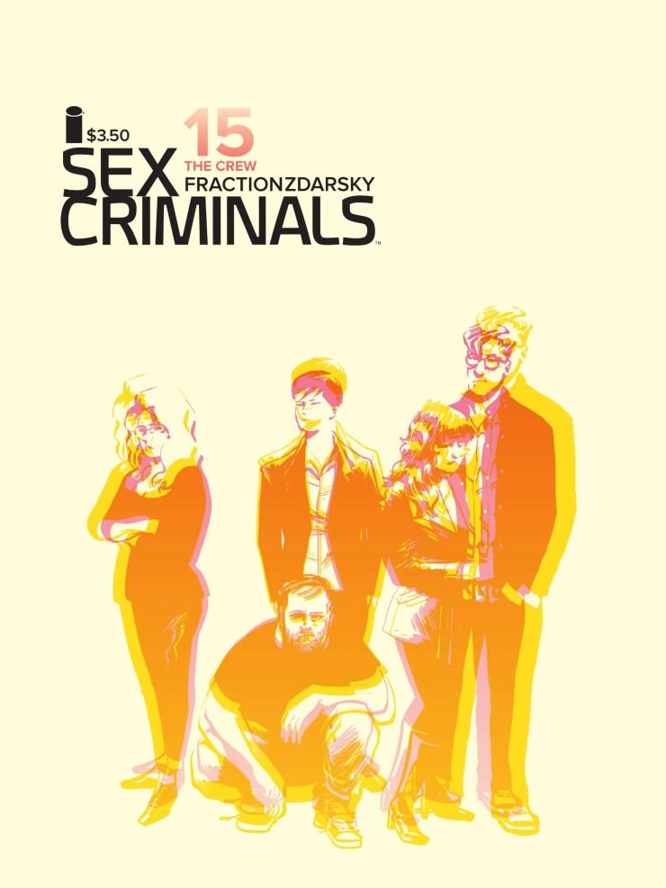 Sex Criminals #15 Review