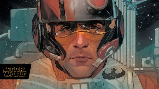 In the first issue of this much anticipated series, Poe Dameron sets off on a dangerous quest that set the events of The Force Awakens into motion. Is it good?
