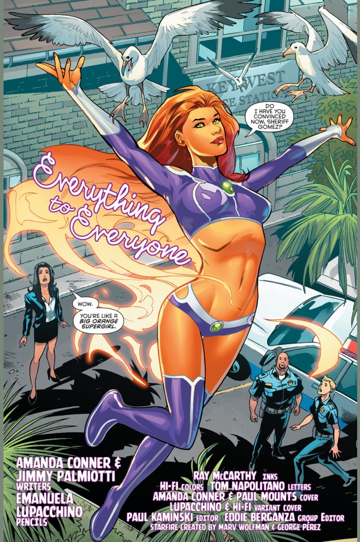 Starfire Vol. 1 Review