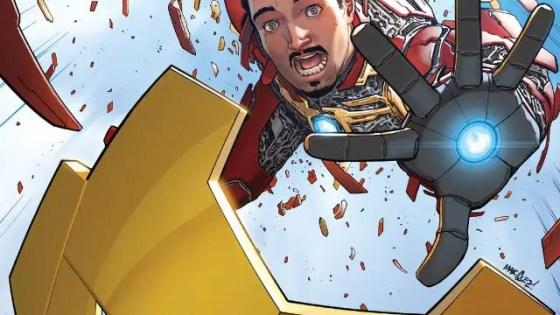 Invincible Iron Man Vol. 1 Review