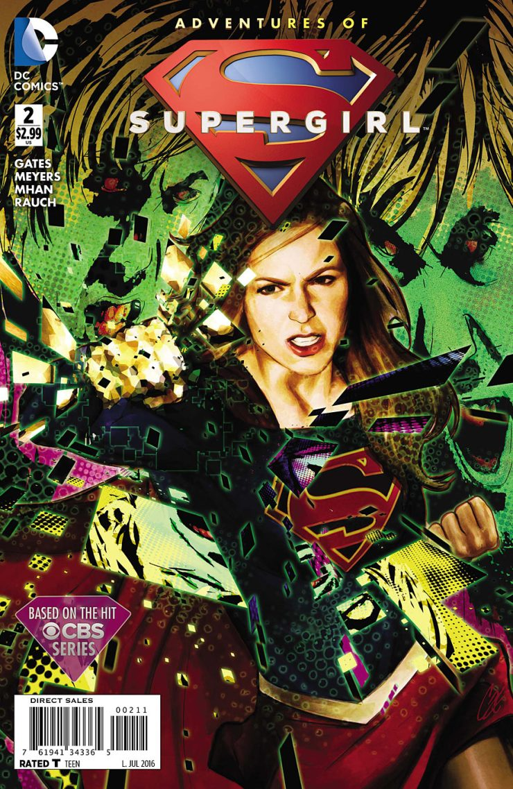 Adventures of Supergirl #2 Review