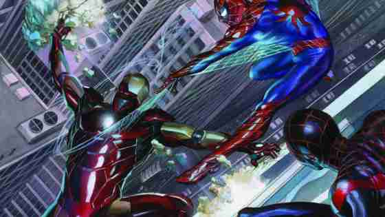 Marvel Preview: Amazing Spider-Man #13