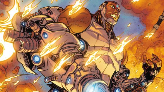 Cyborg gained some new abilities last month, but also took a ton of damage. What does that mean? Internet roaming Cyborg issue! Is it good?