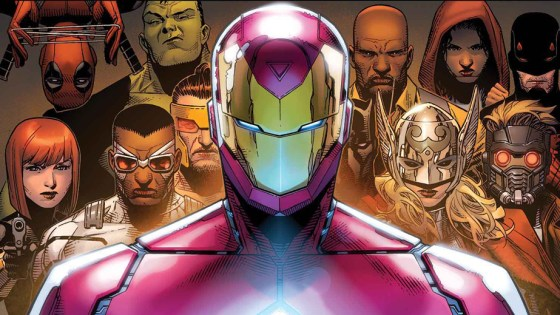Marvel Preview: Civil War II: Choosing Sides #1